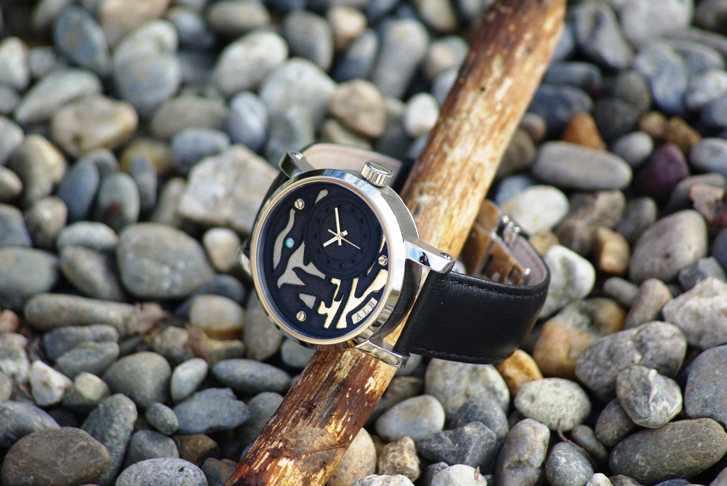 Photo Montre Bracelet Art Luxe Homme Alb200 Etretat Atelier Horloger ALB Collection 2016